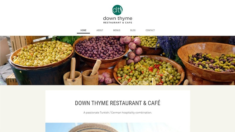 Down Thyme Restaurant & Cafe